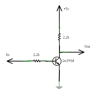 Transistor Switch Circuit 1