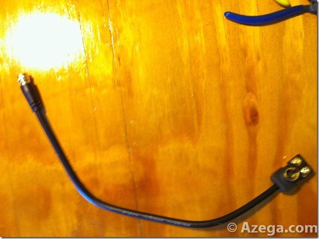DIY HDTV Antenna Balun Pigtail