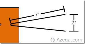 DIY HDTV Antenna Diagram 2