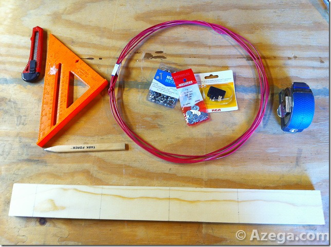 DIY HDTV TV Antenna  Bowtie    Azega