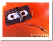 Fix a Cassette Tape Adaptor