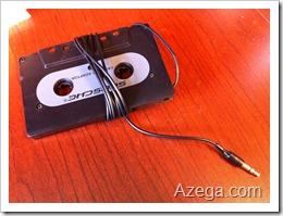 Cassette Tape Adaptor